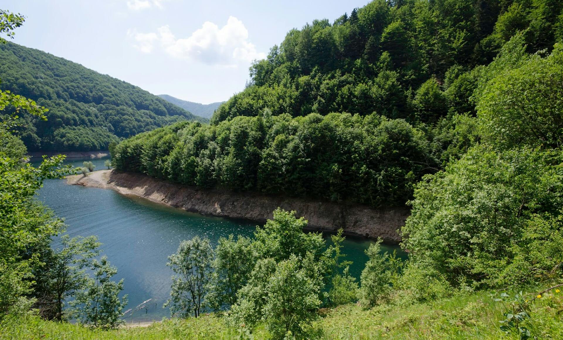 Lacul de acumulare Valea lui Iovan