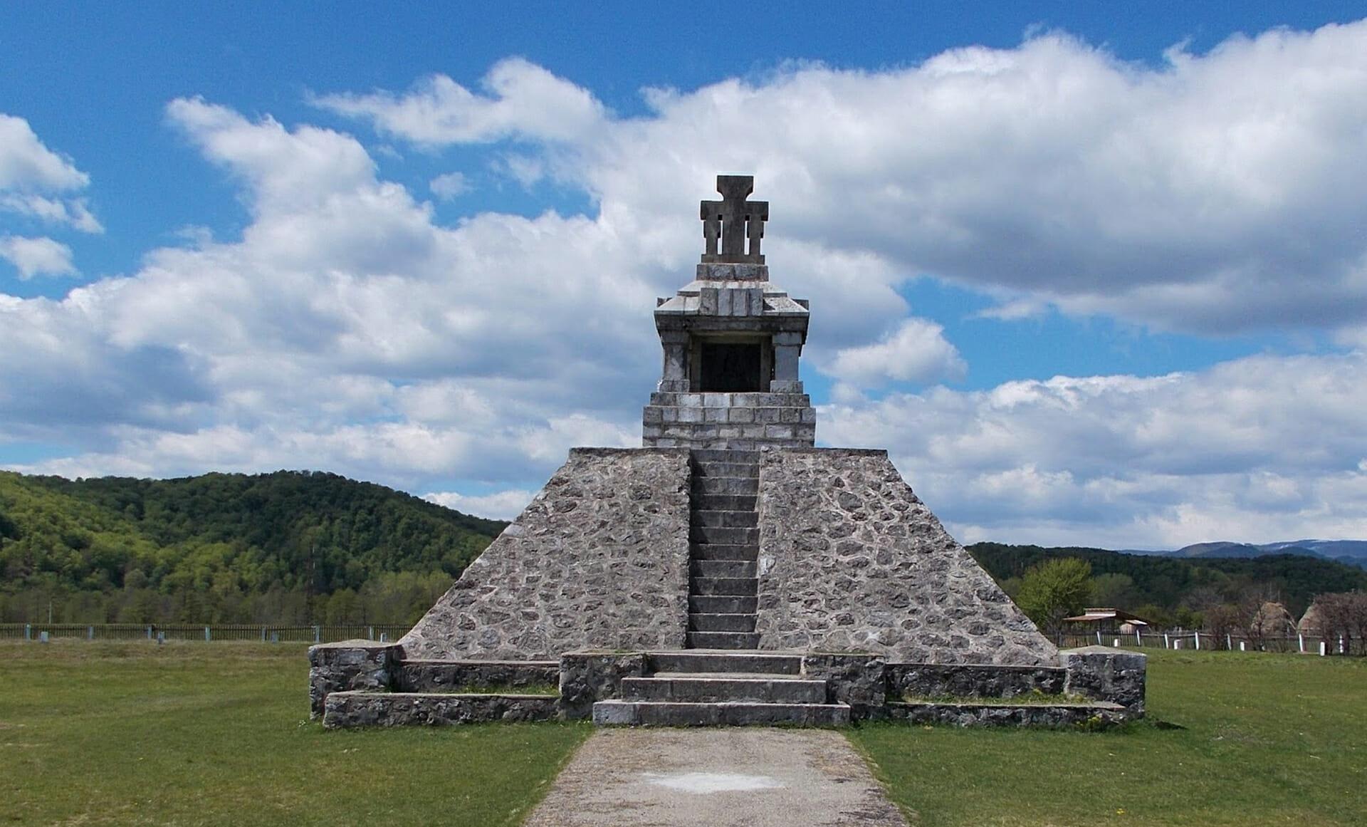 Monumentul istoric Tudor Vladimirescu